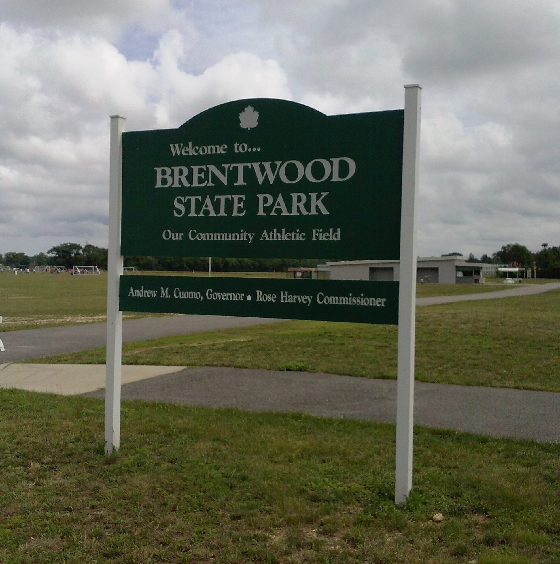 Brentwood State Park.....2 decades of Community Effort!